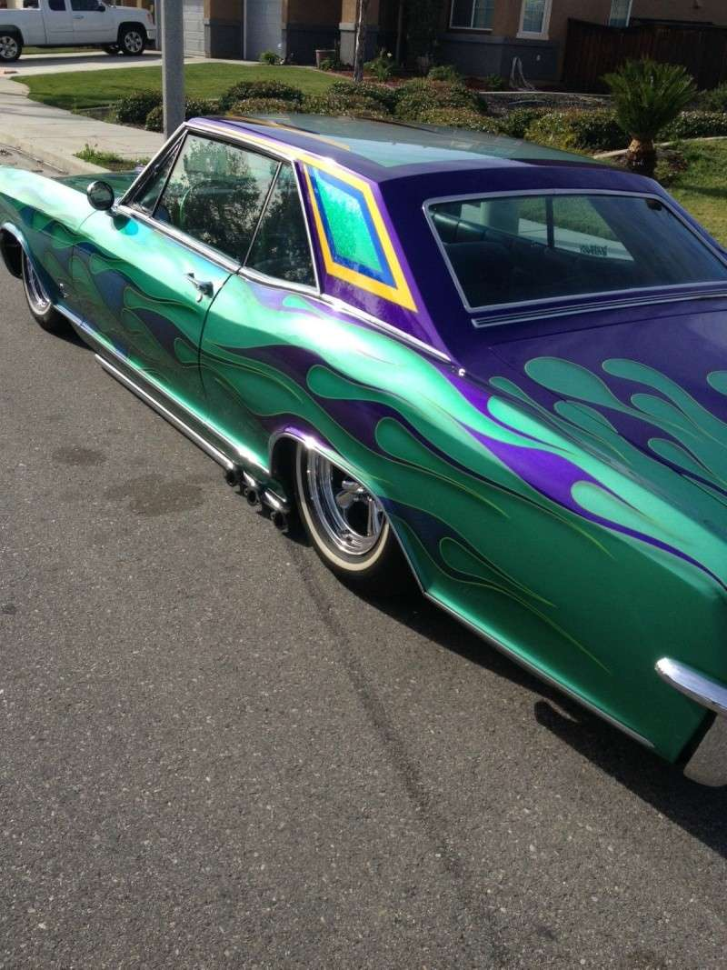 Buick Riviera 1963 - 1965 custom & mild custom Qq11