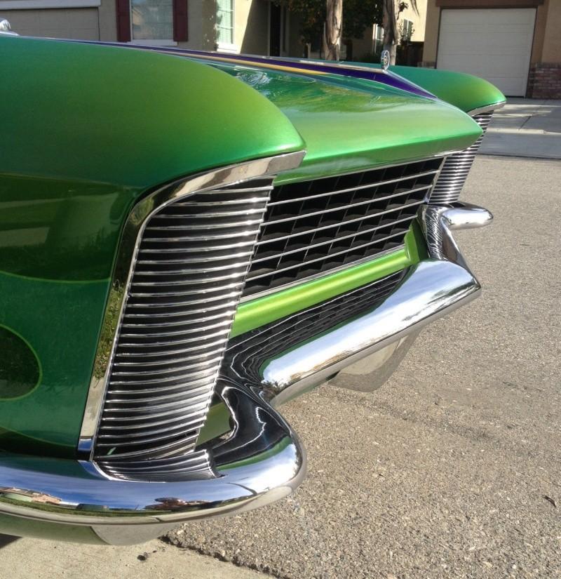 Buick Riviera 1963 - 1965 custom & mild custom Qs10