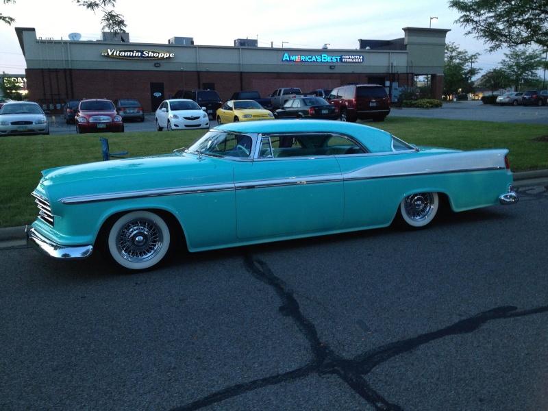 Chrysler & DeSoto 1955 - 1956 custom & mild custom Qs11