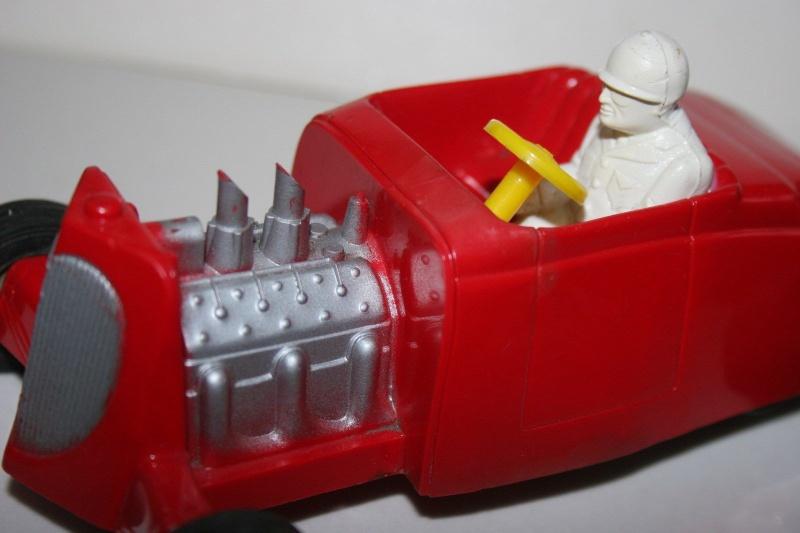 Plastic hot rod & Customs Qsd11
