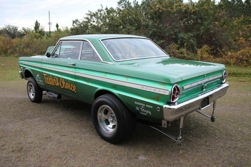 1960's Ford & Mercury gasser Qsqs16