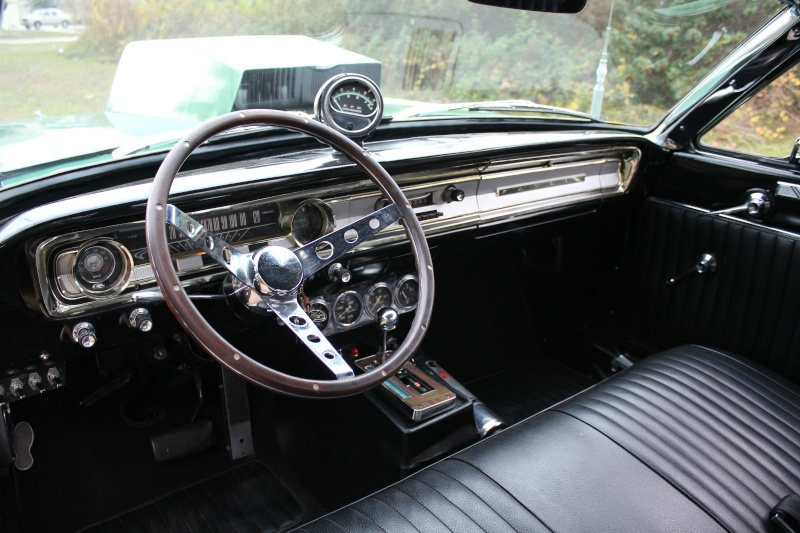 1960's Ford & Mercury gasser Qssd10