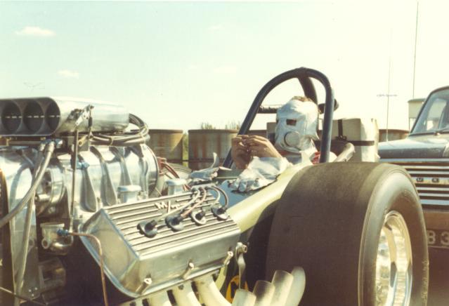 Corgi Dragster - 1/43 scale - Drag Racing Quarte10