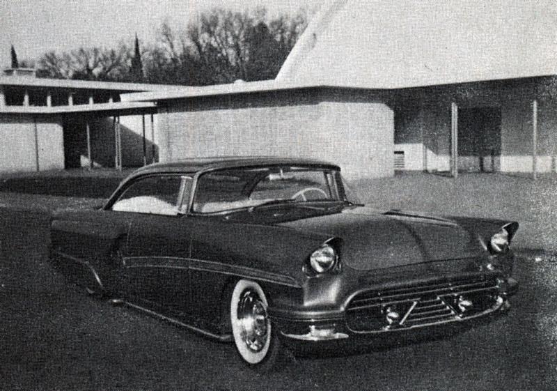 1956 Mercury - Ray Cress Ray-cr10
