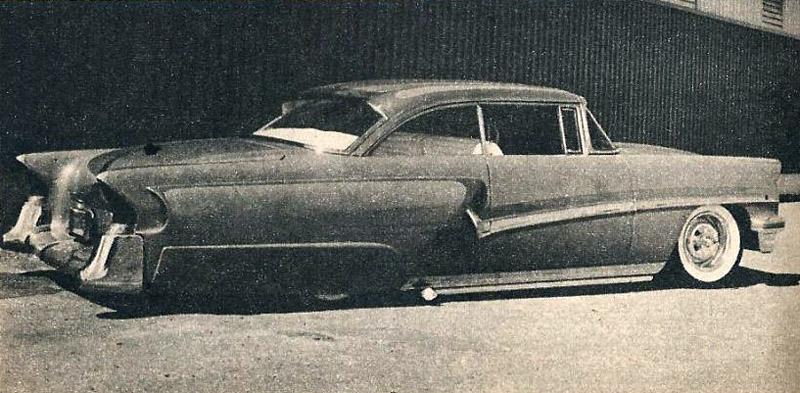 1956 Mercury - Ray Cress Ray-cr13