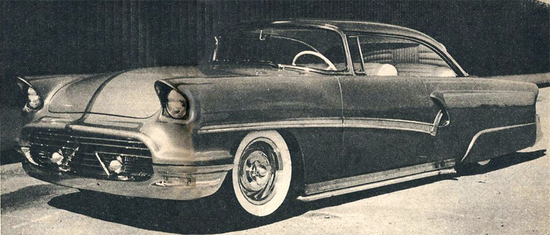 1956 Mercury - Ray Cress Ray-cr14