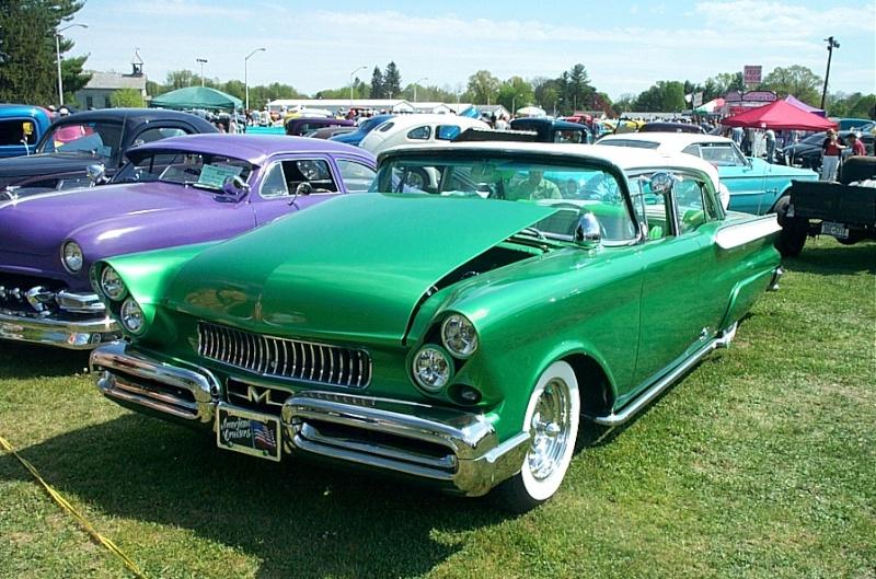 Mercury 1957 - 1960 Customs & mild custom Rb57me10
