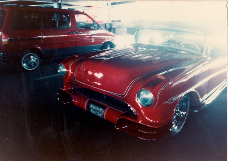 Pontiac 1955 - 1958 custom & mild custom Rikhov12