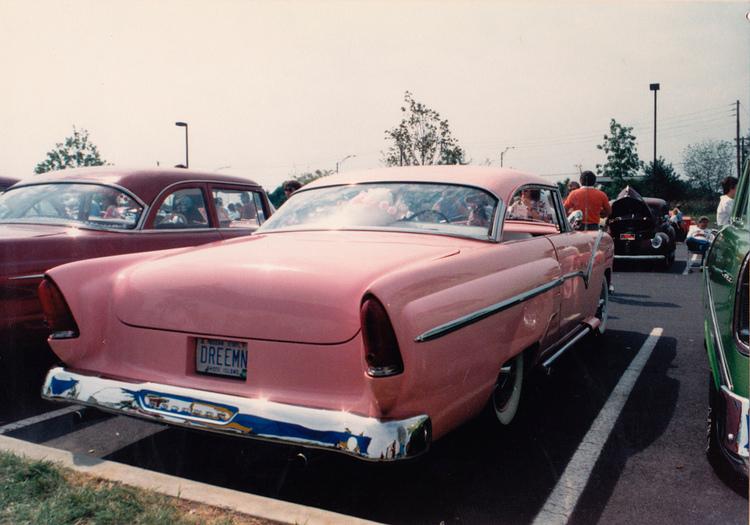 Mercury 1955 - 1956 Custom & mild custom Rikhov19