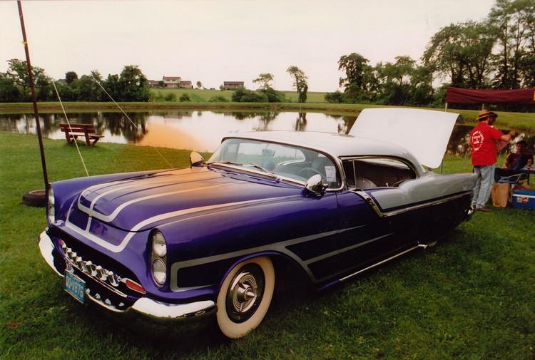 Oldsmobile 1955 - 1956 - 1957 custom & mild custom Rikhov24