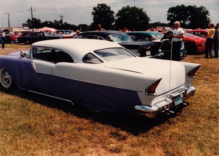 Oldsmobile 1955 - 1956 - 1957 custom & mild custom Rikhov25