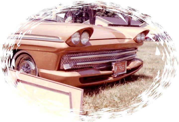 Ford 1957 & 1958 custom & mild custom  - Page 3 Ronvol10