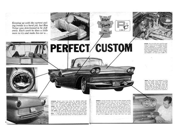 Ford 1957 & 1958 custom & mild custom  - Page 3 Ronvol14
