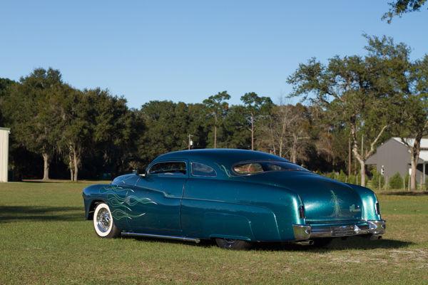 1951 Mercury - Green Machine -  Rtyrey10