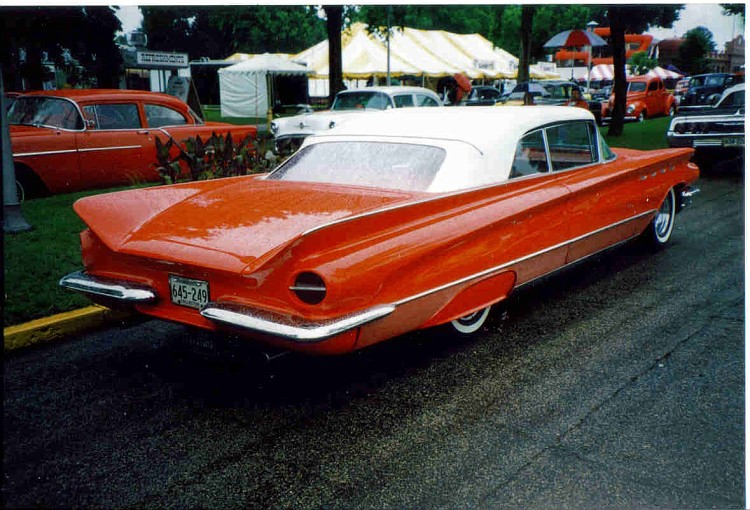Buick 1959 - 1960 custom & mild custom Runnin11