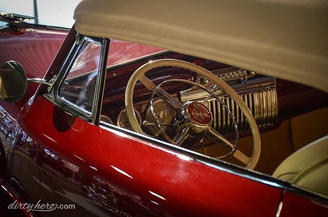 Cadillac 1941 - 47 custom & mild custom Sacram13