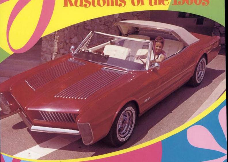 1963 Buick Riviera - Villa Riviera - George Barris Sans-t22