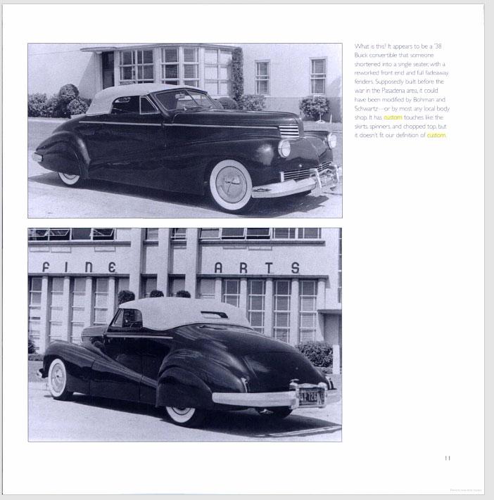 The American Custom Car - Pat Ganahl - Motorbook classics Sans-t30