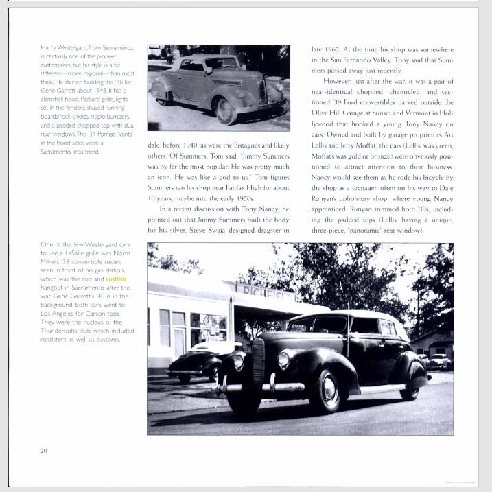 The American Custom Car - Pat Ganahl - Motorbook classics Sans-t39