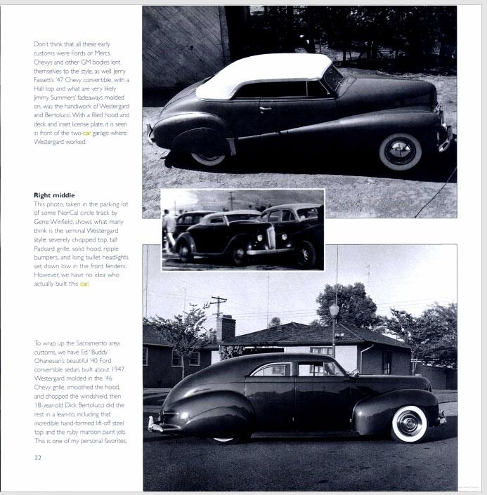 The American Custom Car - Pat Ganahl - Motorbook classics Sans-t41