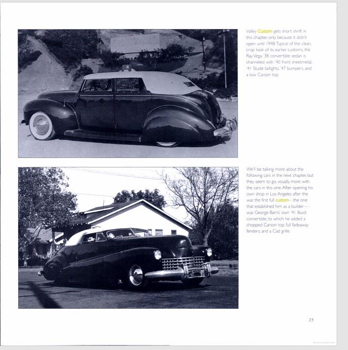 The American Custom Car - Pat Ganahl - Motorbook classics Sans-t44