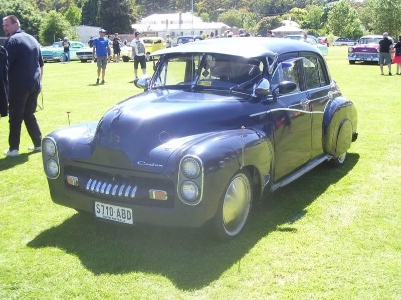 Holden custom & mild custom Sans-t47