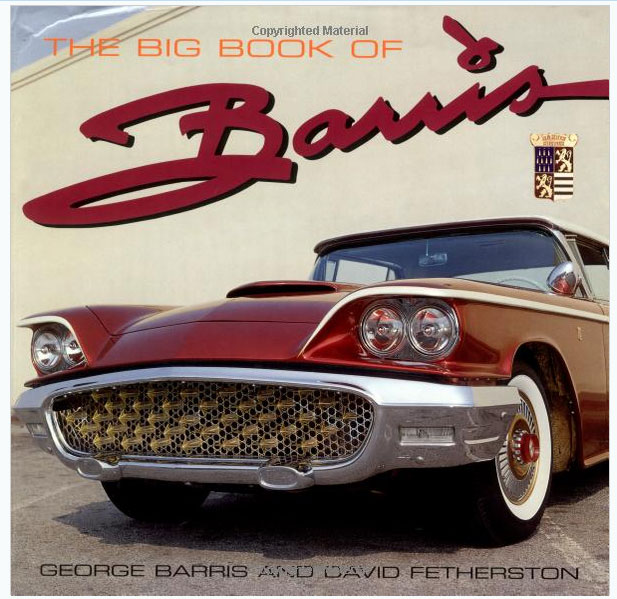The Big Book of Barris -  David Fetherston - Motorbooks Sans-t49