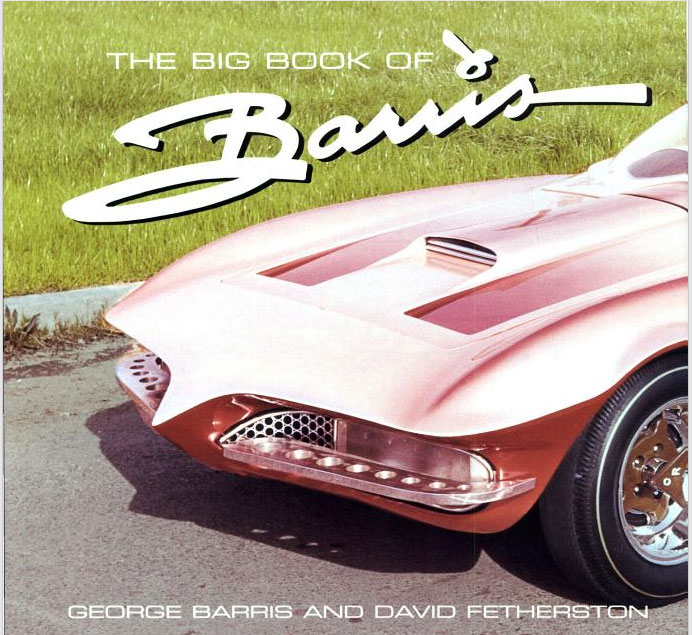 The Big Book of Barris -  David Fetherston - Motorbooks Sans-t60