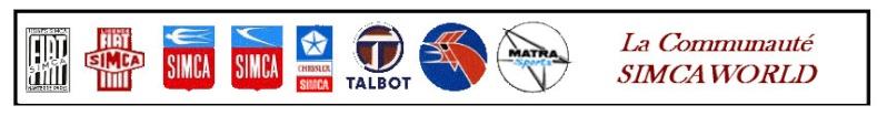 Simca World - La communauté des amateurs de Simca Sans-t75