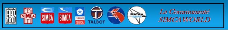 Simca World - La communauté des amateurs de Simca Sans-t77