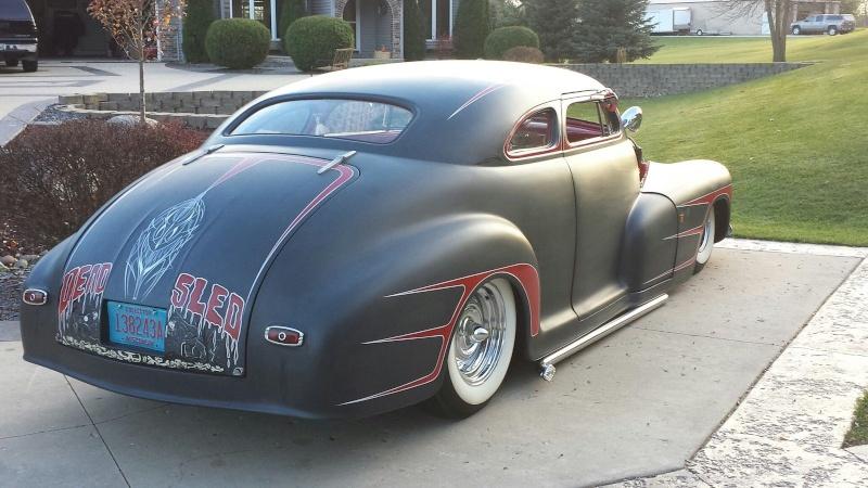 Chevrolet 1946 - 48 custom & mild custom Sdfqsf10