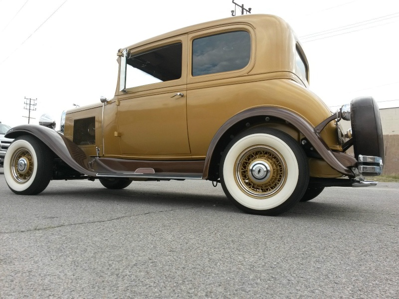1930's Chevy hot rod Sdqsd12