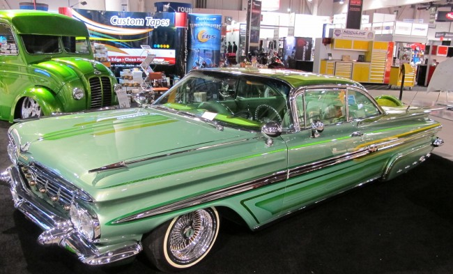 1950's Low Riders - Fifties low riders - Page 2 Sema-212