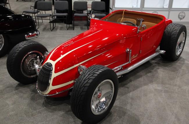 1927 Ford hot rod Sema-229
