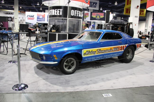 Sixties drag car, Street drag & super stocker Sema-s10