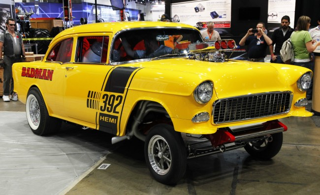 55' Chevy Gassers  - Page 2 Sema-s18
