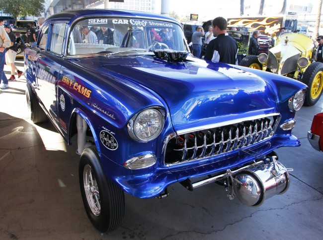 55' Chevy Gassers  - Page 2 Sema-s19