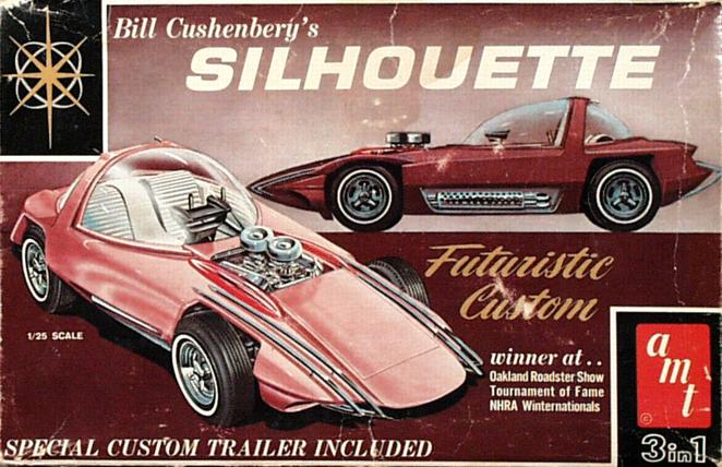 SILHOUETTE - Bill Cushenbery Silhou10