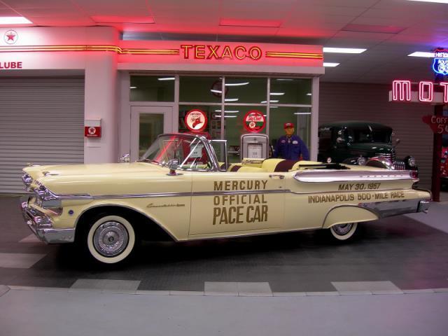 1957 Mercury Turnpike Pace Car Sl521010
