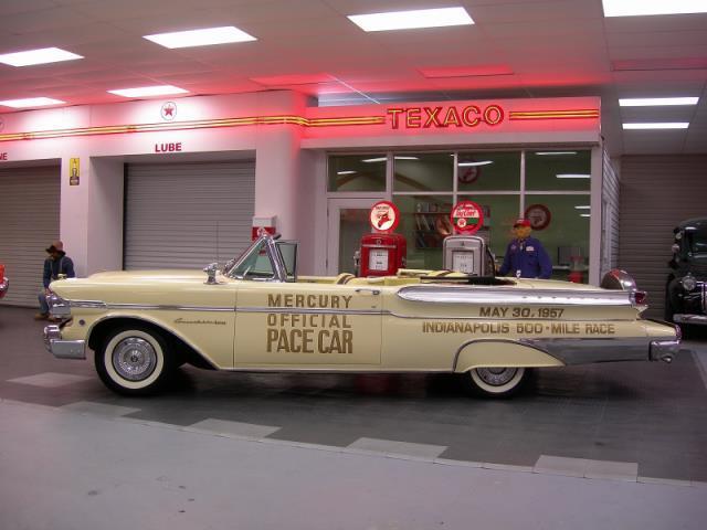 1957 Mercury Turnpike Pace Car Sl521011