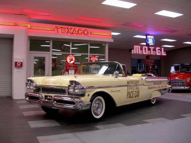 1957 Mercury Turnpike Pace Car Sl521012