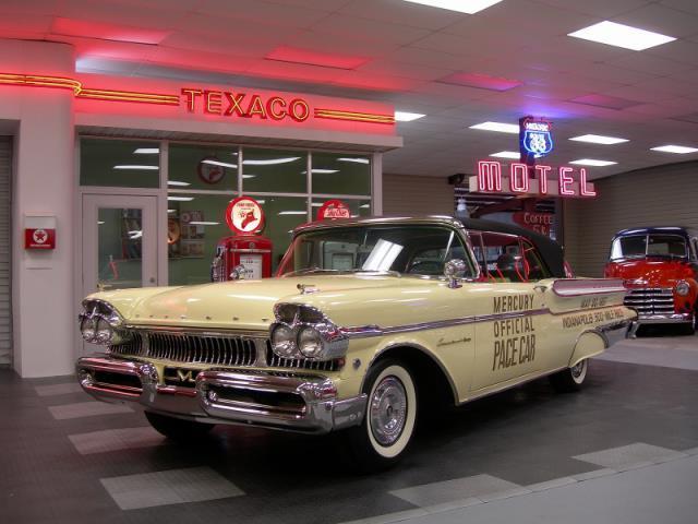 1957 Mercury Turnpike Pace Car Sl521014