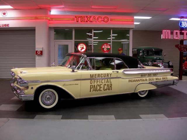 1957 Mercury Turnpike Pace Car Sl521015