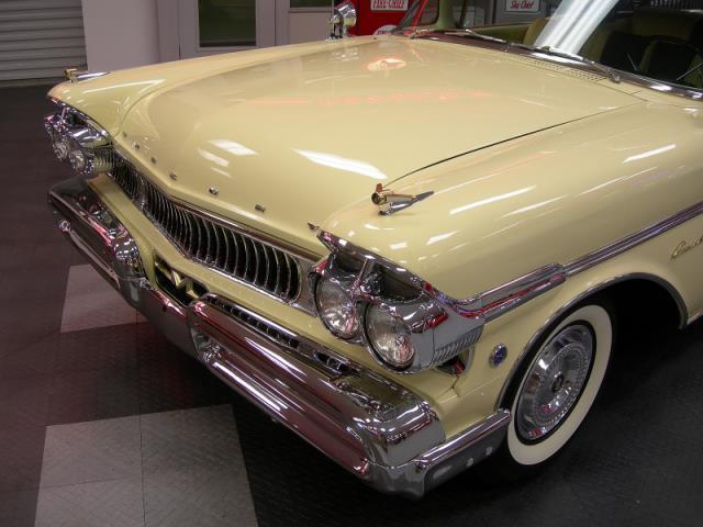 1957 Mercury Turnpike Pace Car Sl521016
