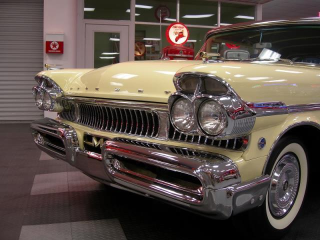 1957 Mercury Turnpike Pace Car Sl521017