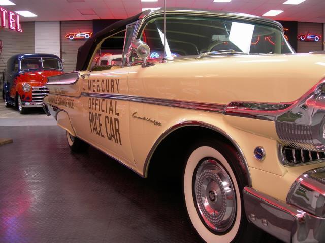 1957 Mercury Turnpike Pace Car Sl521018
