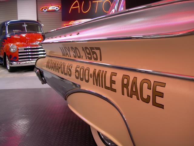 1957 Mercury Turnpike Pace Car Sl521019