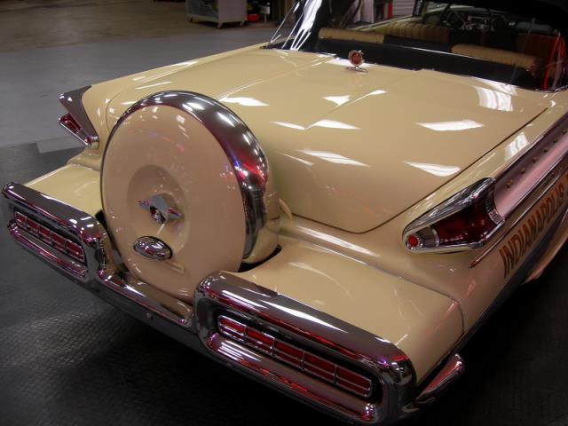 1957 Mercury Turnpike Pace Car Sl521020