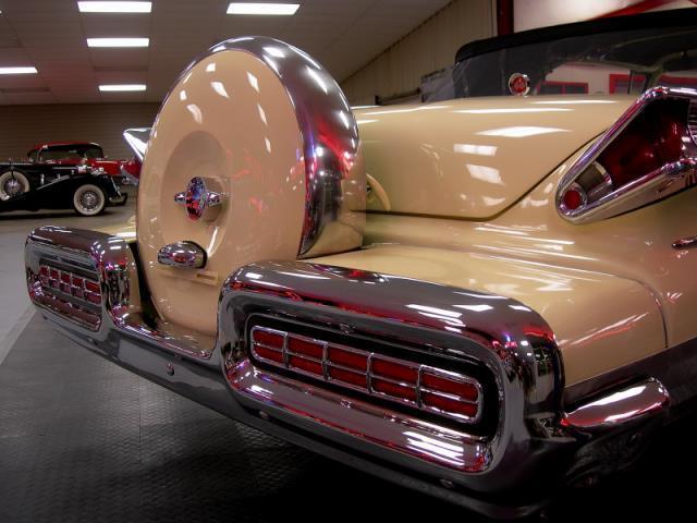 1957 Mercury Turnpike Pace Car Sl521021