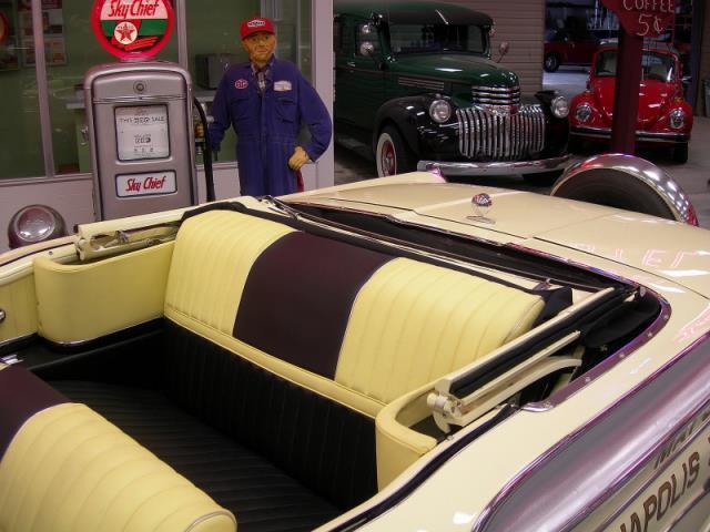 1957 Mercury Turnpike Pace Car Sl521022